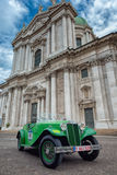 Lancia Augusta Cabriolet imagen de archivo