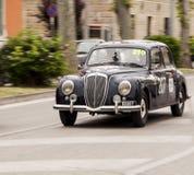 Lancia Aurelia B21 berlina 1951 Stock Images