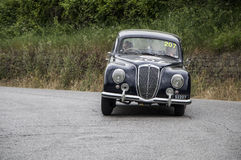 LANCIA Aurelia B21 Berlina 1951 Stock Images