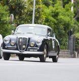 LanciaAurelia B20 GT 2500 berlinetta Pinin Farina1955 Stock Image