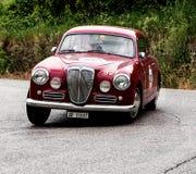 LANCIA  Aurelia B20 GT 2500 berlinetta Pinin Farina  1954 Royalty Free Stock Photo