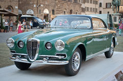 Lancia Aurelia 1953 Stock Image