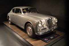 Lancia Aurelia GT at Museo Nazionale dell'Automobile Royalty Free Stock Photography