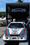 Lancia Beta Montecarlo Turbo photo libre de droits