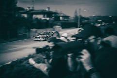 Lancia 037 bieżnego samochodu stary wiec Obraz Stock