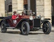 Lancia classic lambada Royalty Free Stock Photo