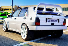 Lancia Denta Integrale Royalty Free Stock Photo