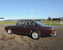 Lancia Flavia 2000 coupe 1974, classic car Royalty Free Stock Photos