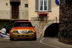 Lancia Fulvia Zagato at Bergamo Historic Grand Prix 2017 Stock Photo