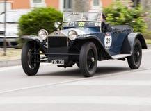 Lancia Lambda serie VII 1927 Royalty-vrije Stock Foto