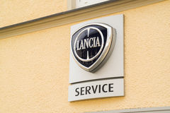 Lancia Royalty Free Stock Photo