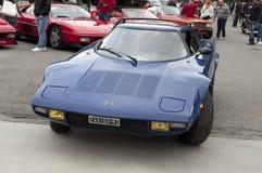 Lancia Stratos Arkivbild