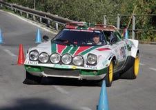 Lancia Stratos Стоковое Изображение RF
