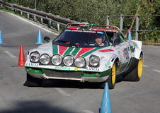 Lancia Stratos imagem de stock royalty free