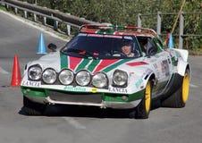 Lancia Stratos imagem de stock