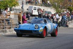 Lancia Stratos fotos de stock