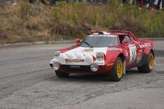 Lancia Stratos fotografia de stock