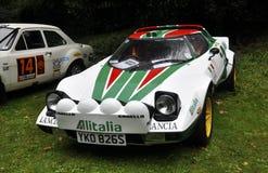 Lancia Stratos HF Stock Image