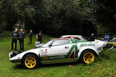 Lancia Stratos HF Royalty Free Stock Photo