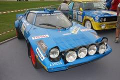Lancia stratos Royalty Free Stock Photos