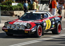 Lancia Stratos - WRC - 06 Στοκ Εικόνες