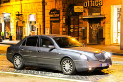 Lancia Thesis Stock Images