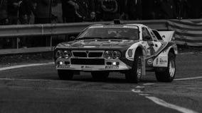 Lancia wiec 037 zdjęcie stock