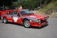 Lancia wiec 037 obraz royalty free