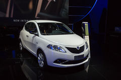 Lancia 2015 Ypsilon Photo libre de droits