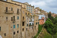 Lanciano cityview Stock Photo