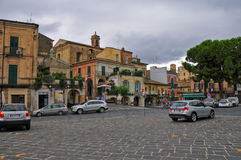 Lanciano cityview Royalty Free Stock Images