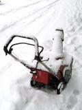 Lanciatore di neve Immagini Stock Libere da Diritti