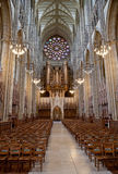 Lancing chapel, Lancing college, West Sussex, England, the large Royalty Free Stock Photography