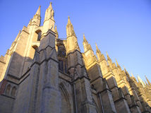 Lancing College 2 stock photo