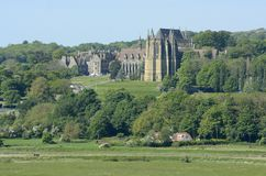 Free Lancing College. Sussex. England Royalty Free Stock Photography - 42501887