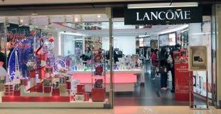 Lancome shop in Hong Kong Stock Photos