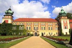 Lancut, Πολωνία Αύγουστος, 15 - 2016: Castle της αρίθμησης Pototsky σε Lancut στοκ εικόνες
