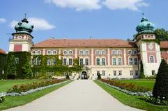 Lancut Castle - Poland Royalty Free Stock Image
