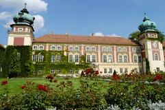 Lancut Castle - Poland Stock Photo