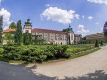 Lancut-Schloss Stockfoto