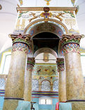 lancut stara Poland synagoga fotografia stock