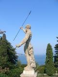 lancy statua Zdjęcie Stock