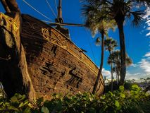 Land Ahoy royaltyfri fotografi