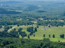 Land Below Yonah stock photo