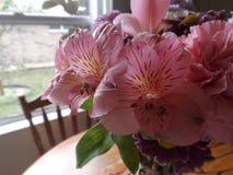 Land-Blumenstrauß Lizenzfreies Stockfoto