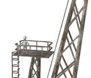 Land crane Royalty Free Stock Images