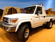 Land Cruiser Pick Up Extreme Stock Images