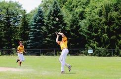 Land des See-Südwestabteilungs-Baseballs Stockfotografie