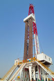 Land drilling rig Stock Photos