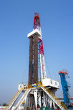 Land drilling rig Stock Photo